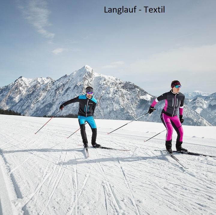 Langlauf, Trekking, Winter - Wandern