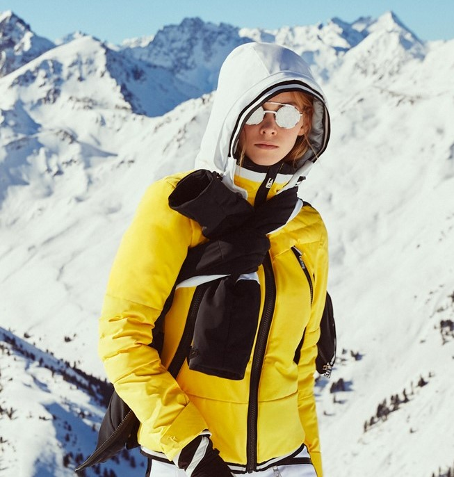 Damen Winter & Ski Mode