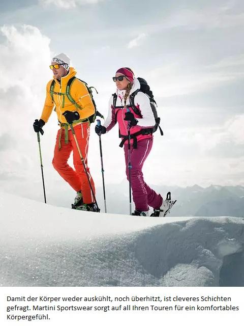 Ski - Touren, Winter - Wandern