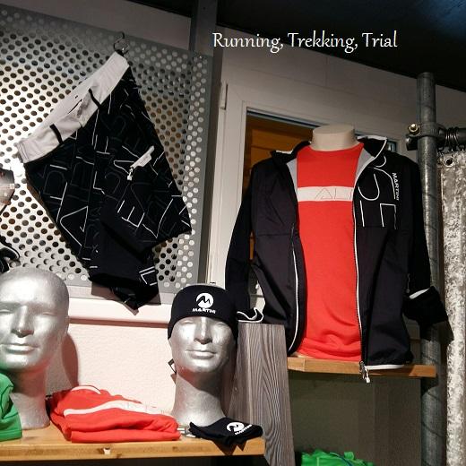 Running und Bike Textil, Accessoires